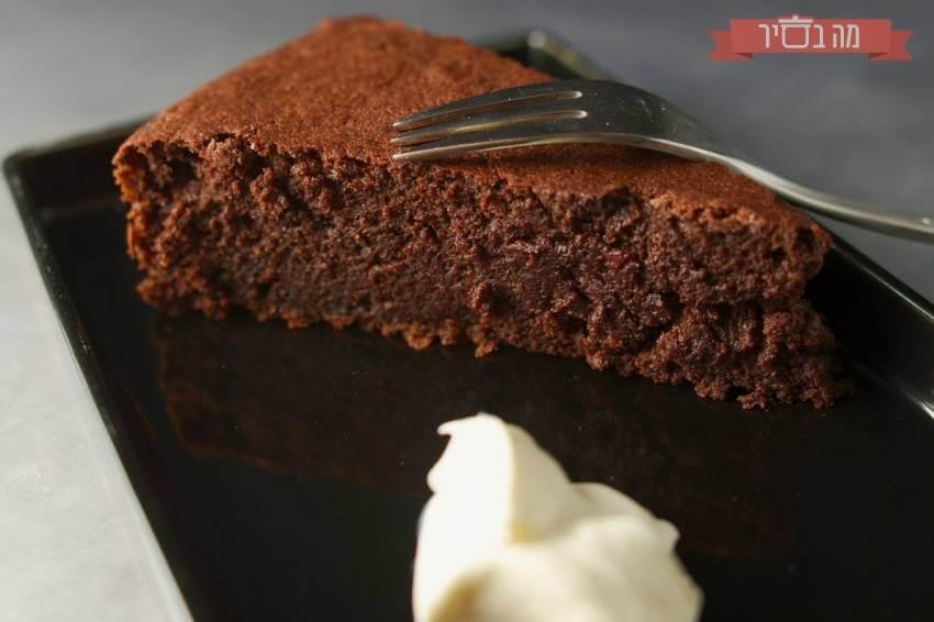עוגת שוקולד כשרה